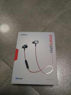 Meizu sport EP51 藍牙耳機