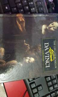 The Life And Work Of Leonardo Da Vinci book