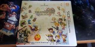 Theatrhythm final fantasy for Nintendo 3ds