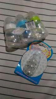 New Born Feeding Bottle / Silicone Nipple