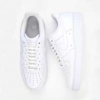 Shoe lace - White