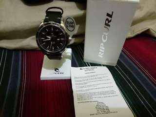 Authentic Rip Curl watch for Men Brandnew Repriced