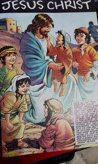 Bible of manga