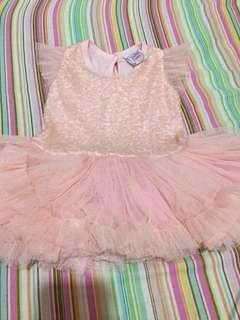 Preloved tutu dress
