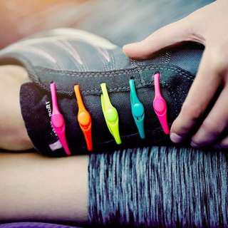 Shoe lace - Mix colours