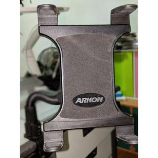 Arkon TAB086-12 Heavy Duty Tablet Clamp Mount with 12 inch Neck for iPad Pro
