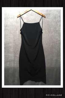 🚚 🦄全新私物 歐美🇺🇸細肩 大露背 合身洋裝 極美‼️不買可惜