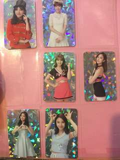 Twiceland encore photocard (Rare)