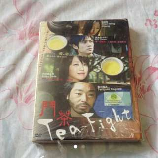 $19.90 Tea Fight Movie DVD (New With Wrapper On )