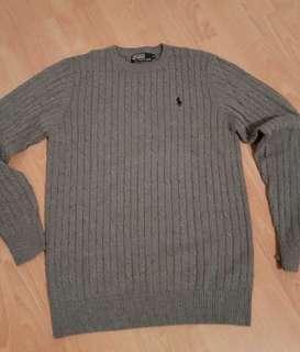Ralph Lauren Sweater in Grey