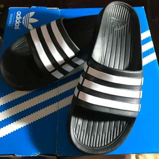 Adidas Duramo Slides (black)