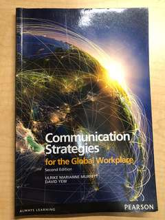AB0601 Communication Strategies and Management