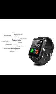 Bluetooth smart watch for android phone system