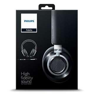 PHILIPS Fidelio L1 headband headset - 頂級頭戴式耳機 [全新]