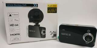 Car Video Recorder Full HD 1080p
