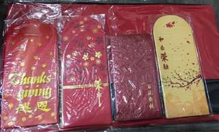 Red Packets CNY Ang pow