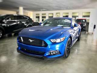 UNREG RECOND Ford Mustang GT 5.0 V8 2017 Make
