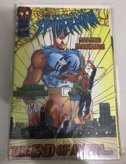 Spectacular Spider-Man Issue 229