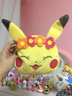 Girlish Pikachu Pouch