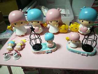 [Instock] Little Twin Stars Items
