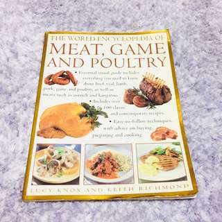 The World Encyclopedia of Meat, Game & Poultry by Lucy Knox and Keith Richmond