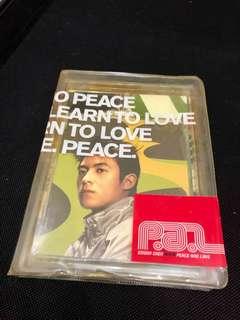 陳冠希 peace and love