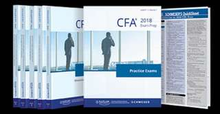 🚚 CFA Level 1 2018 study notes (ebooks + secret sauce + Qbank)