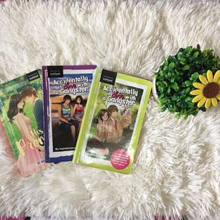 Wattpad: Accidentaly Inlove with you set