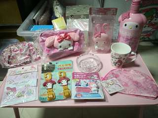 [Instock] My Melody Items