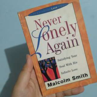 Never Lonely Again by Malcolm Smith