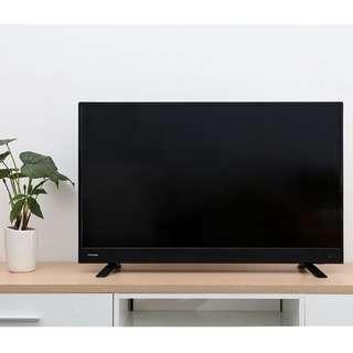 行貨3年上門保養 Toshiba 東芝 LED iDTV電視 24L3756