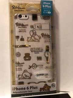 鬆弛熊手機殻 iphone 6+ 6 plus case