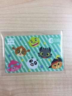 Kou Kou EzLink Card with 7$ value