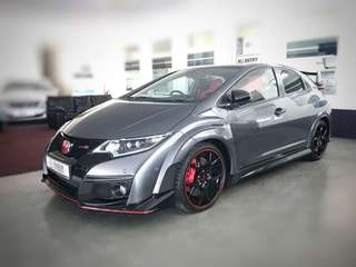 Honda Civic Gt Type R 2016 FK2R