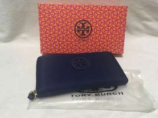 authentic overruns TORY BURCH WALLET
