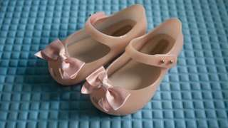 Authentic Mini Melissa US6 Ultragirl Sweet 1 Pink