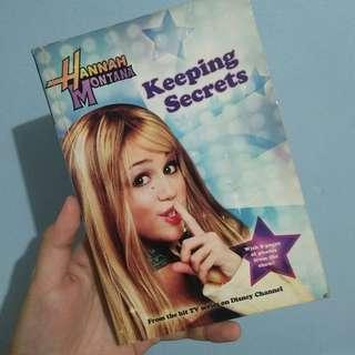 Hannah Montana Keeping Secrets