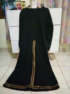 Abaya hitam arab