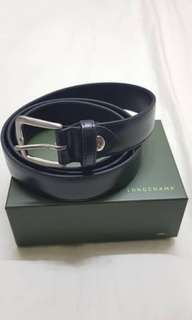 Longchamp belt for men