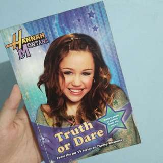 Hannah Montana Truth or Dare