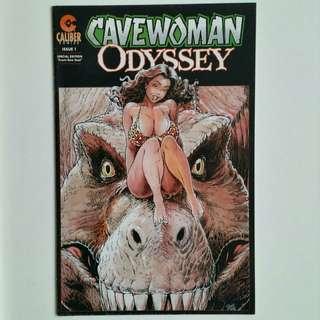 Cavewoman Odyssey No.1 Comic