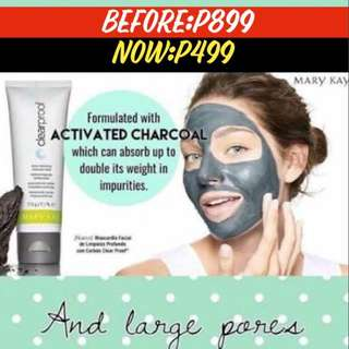 Clear Proof® Deep Cleansing Charcoal Mask