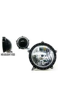 Motorbike/ Caferacer Headlight/ Lamp RSD