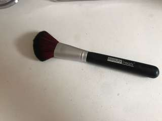 Large angled brush