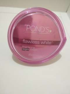 Ponds flawless white night cream