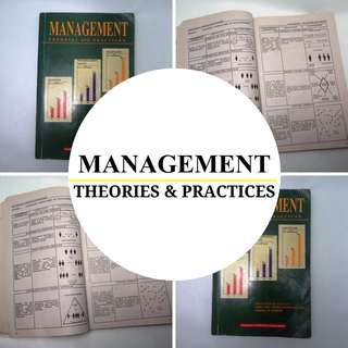Management Theories and Principles