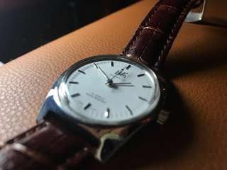 25年前上海上鏈手錶
