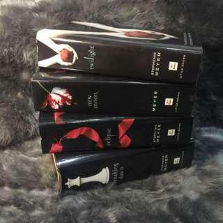Twilight Saga Bundle