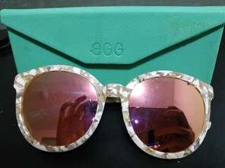 EGG太陽眼鏡 淺粉色