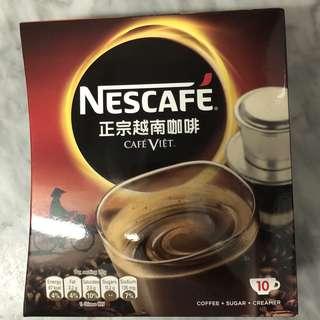 7折售Nestle 全新正宗越南咖啡10包裝